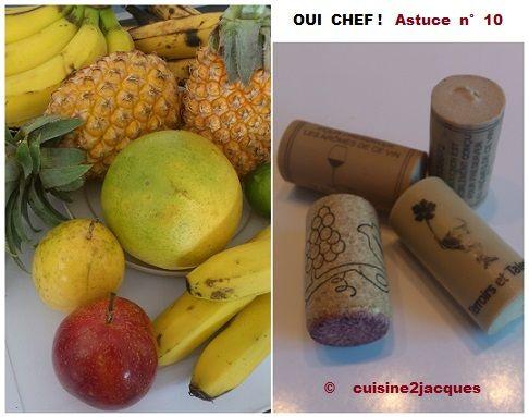 Une bonne astuce n 10 for Astuce moucherons cuisine